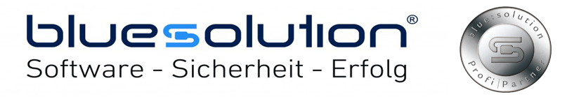 Bluesolution Software AG - Handwerkersoftware